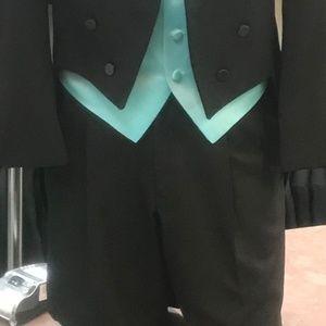 Other - Vintage pleated Tuxedo Pants